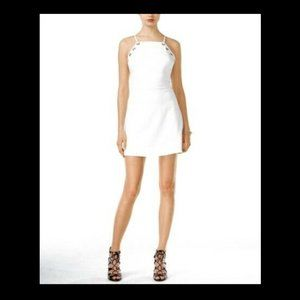 Guess Women's Sleeveless A-Line Mini Dress